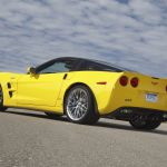 2009 Chevrolet Corvette ZR1 Picture 4