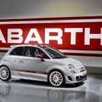 Fiat Abarth 500 esse revealed
