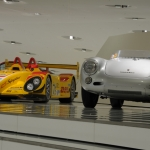 Inside the new Porsche Museum
