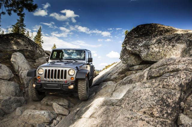 Jeep Wrangler Rubicon 10th Anniversary Edition Picture 1