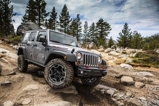 Jeep Wrangler Rubicon 10th Anniversary Edition Picture 2