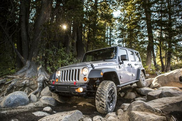 Jeep Wrangler Rubicon 10th Anniversary Edition Picture 3
