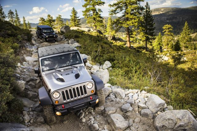 Jeep Wrangler Rubicon 10th Anniversary Edition Picture 4