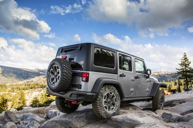 Jeep Wrangler Rubicon 10th Anniversary Edition Picture 6
