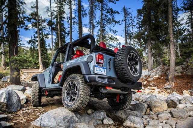 Jeep Wrangler Rubicon 10th Anniversary Edition Picture 8
