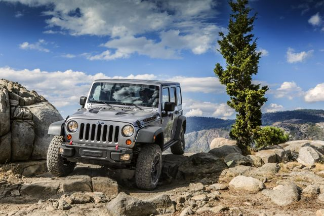 Jeep Wrangler Rubicon 10th Anniversary Edition Picture 9