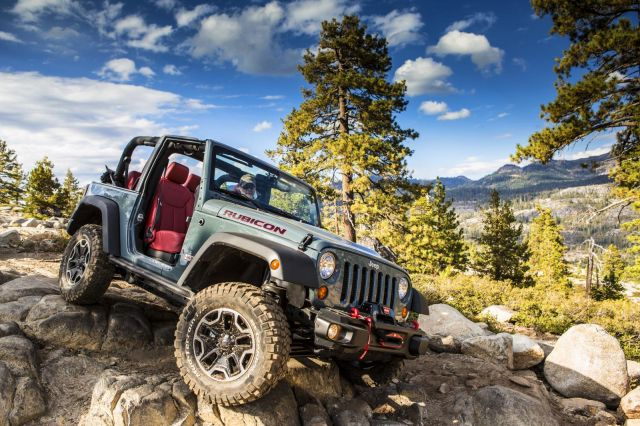 Jeep Wrangler Rubicon 10th Anniversary Edition Picture 10
