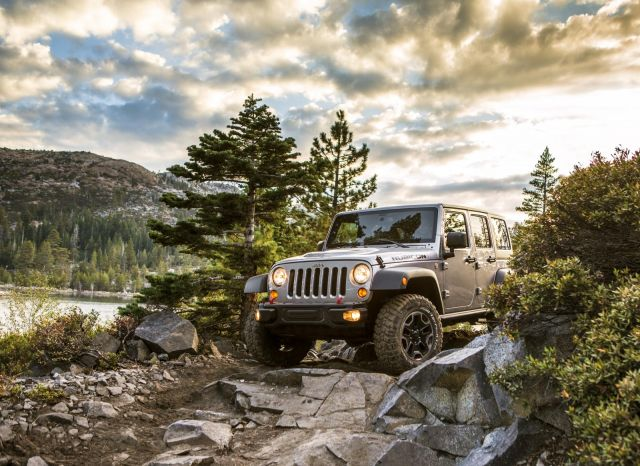 Jeep Wrangler Rubicon 10th Anniversary Edition Picture 11