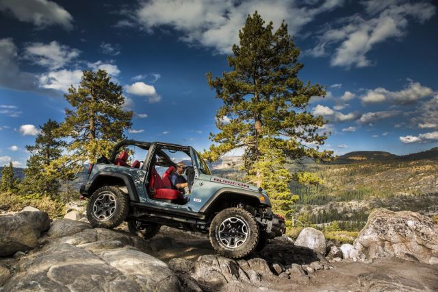 Jeep Wrangler Rubicon 10th Anniversary Edition Picture 12