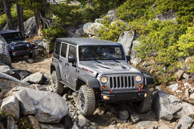 Jeep Wrangler Rubicon 10th Anniversary Edition Picture 14