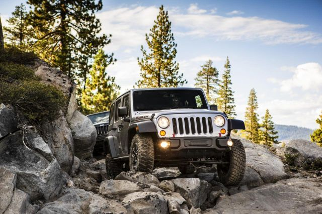Jeep Wrangler Rubicon 10th Anniversary Edition Picture 15