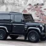 Kahn Design Land Rover Defender Harris Tweed Edition Picture 1