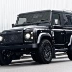 Kahn Design Land Rover Defender Harris Tweed Edition Picture 3