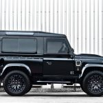 Kahn Design Land Rover Defender Harris Tweed Edition Picture 7