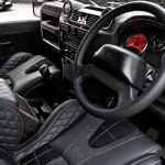 Kahn Design Land Rover Defender Harris Tweed Edition Picture 11