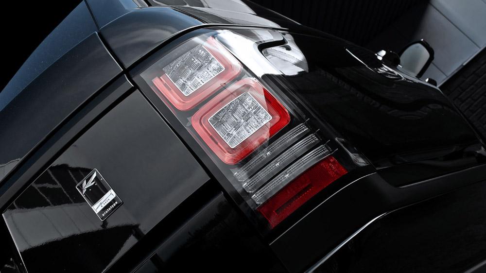 Kahn Design Range Rover Vogue Black Label Edition