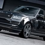 Kahn Design Range Rover Vogue Black Label Edition Picture 2