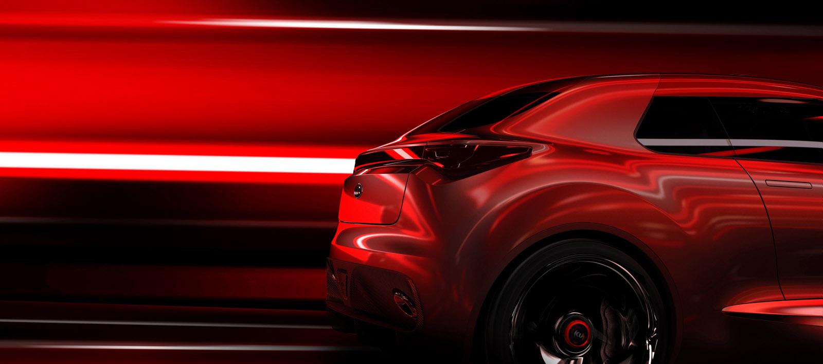 Kia concept Geneva Motor Show 2013