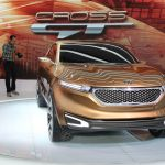 Kia Cross GT Concept Chicago 2013 Picture 1
