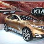 Kia Cross GT Concept Chicago 2013 Picture 2
