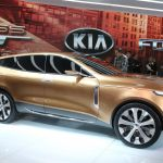 Kia Cross GT Concept Chicago 2013 Picture 3