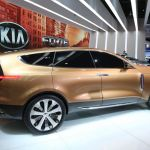 Kia Cross GT Concept Chicago 2013 Picture 4