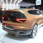 Kia Cross GT Concept Chicago 2013 Picture 5