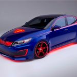 Kia Optima Hybrid Project Superman Picture 1