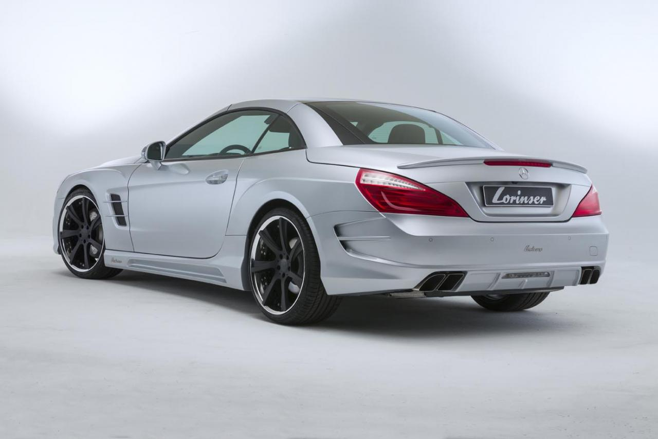 Lorinser 2012 Mercedes-Benz SL 500 Aero Package