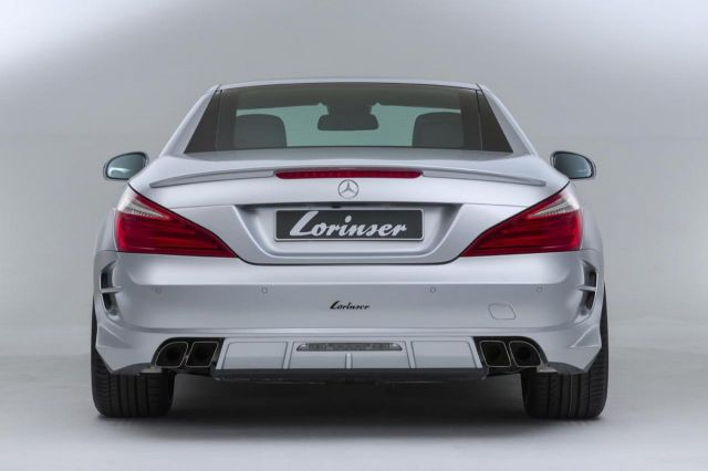 Lorinser 2012 Mercedes-Benz SL 500 Aero Package Picture 4