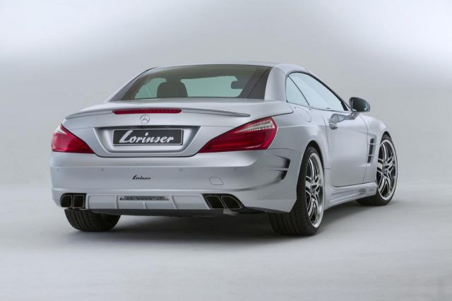 Lorinser 2012 Mercedes-Benz SL 500 Aero Package Picture 5