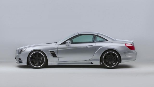 Lorinser 2012 Mercedes-Benz SL 500 Aero Package Picture 7