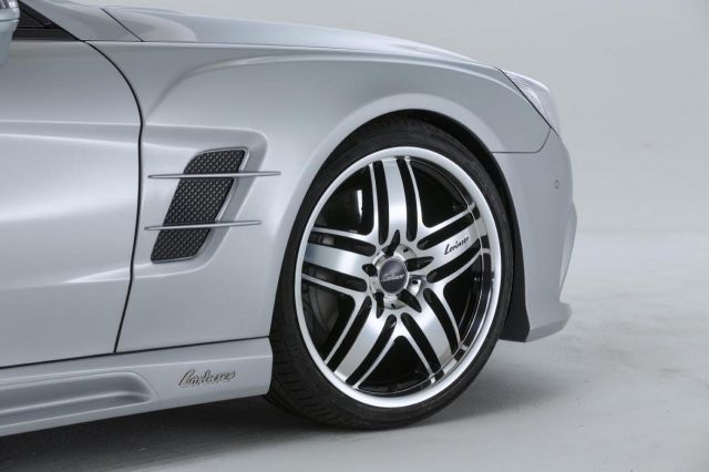 Lorinser 2012 Mercedes-Benz SL 500 Aero Package Picture 8