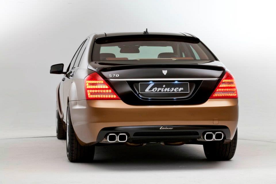 Lorinser Mercedes-Benz S70