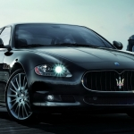 Maserati Quattroporte Sport GT-S