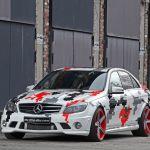mcchip-dkr Mercedes-Benz C63 AMG Picture 1