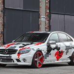 mcchip-dkr Mercedes-Benz C63 AMG Picture 2