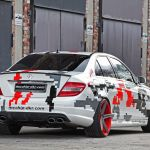 mcchip-dkr Mercedes-Benz C63 AMG Picture 8