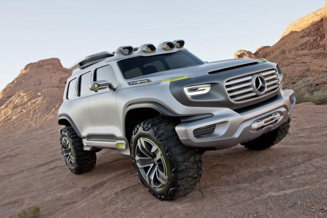 Mercedes-Benz Ener-G-Force Picture 2