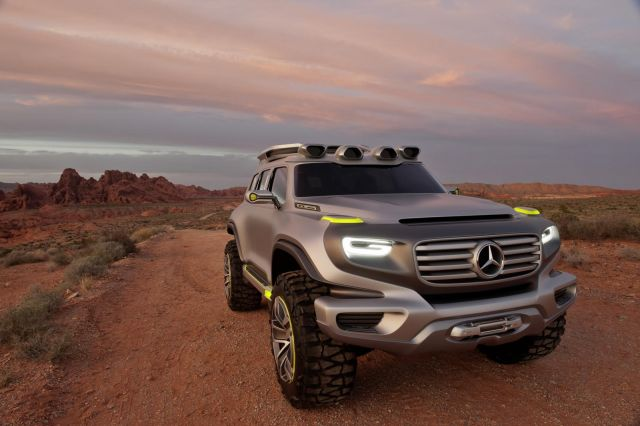 Mercedes-Benz Ener-G-Force Picture 4