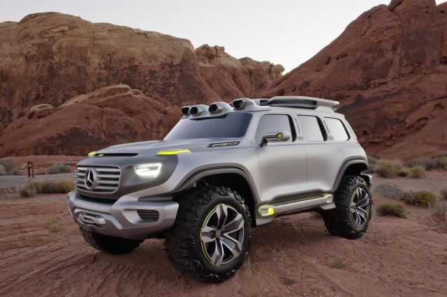 Mercedes-Benz Ener-G-Force Picture 5