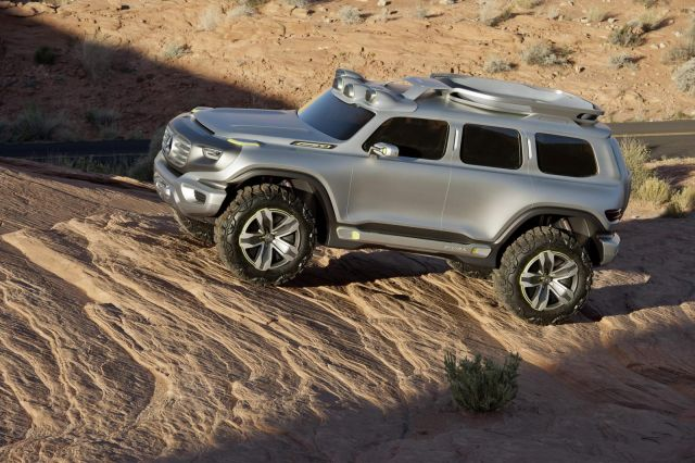 Mercedes-Benz Ener-G-Force Picture 6