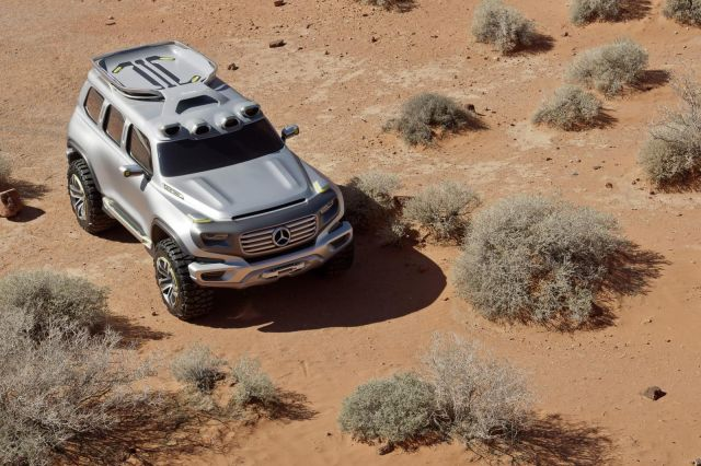 Mercedes-Benz Ener-G-Force Picture 8