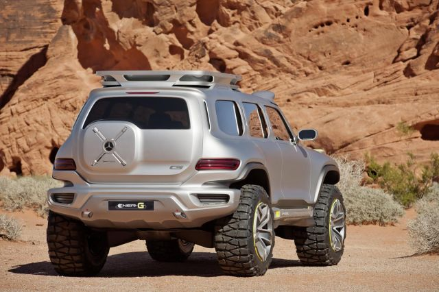 Mercedes-Benz Ener-G-Force Picture 9