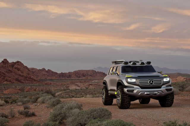 Mercedes-Benz Ener-G-Force Picture 10
