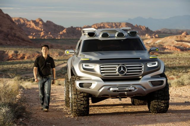 Mercedes-Benz Ener-G-Force Picture 11