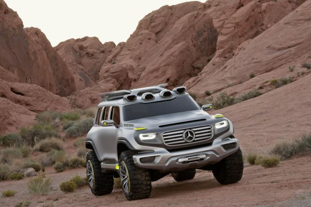 Mercedes-Benz Ener-G-Force Picture 12