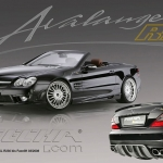 thumbs piecha design mercedes benz sl avalange rs 06 Mercedes-Benz SL Avalange RS by Piecha Design