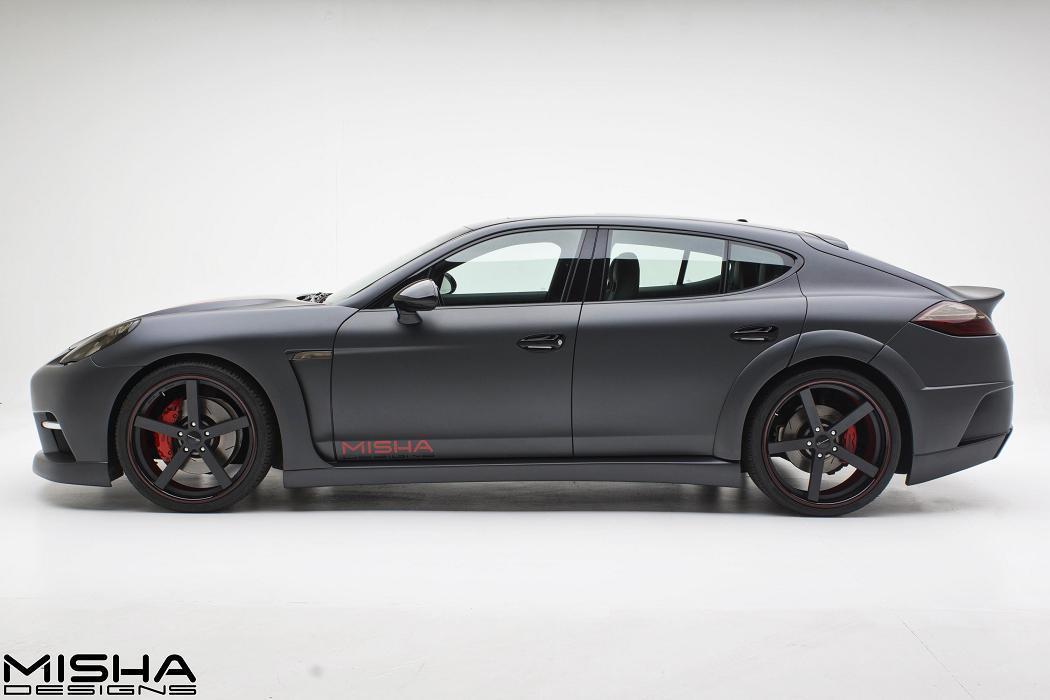 Misha Designs Porsche Panamera