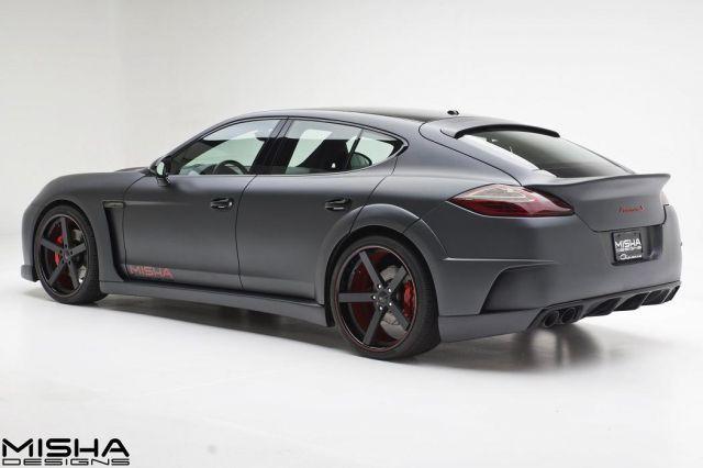 Misha Designs Porsche Panamera Picture 2